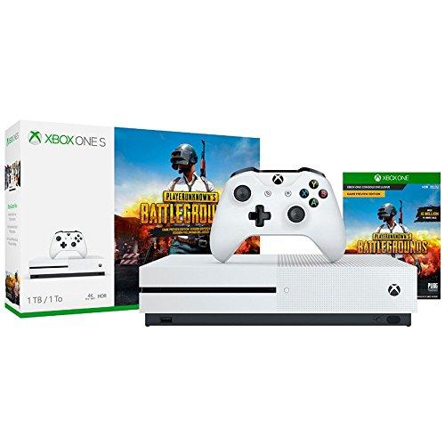 Console Xbox One S - 1TB - Game PUBG
