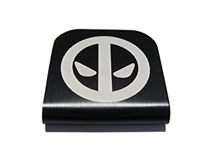743c6b1668e3 Deadpool Morale Tag for Your Hat! Clips Right On!