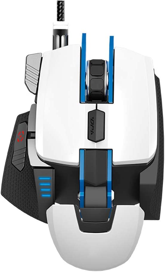 BBGBBG Metal Mechanical Esport Gaming Mouse