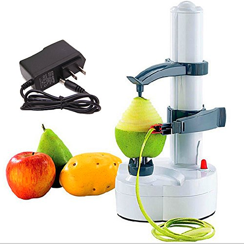 automatic electric potato peeler - 7