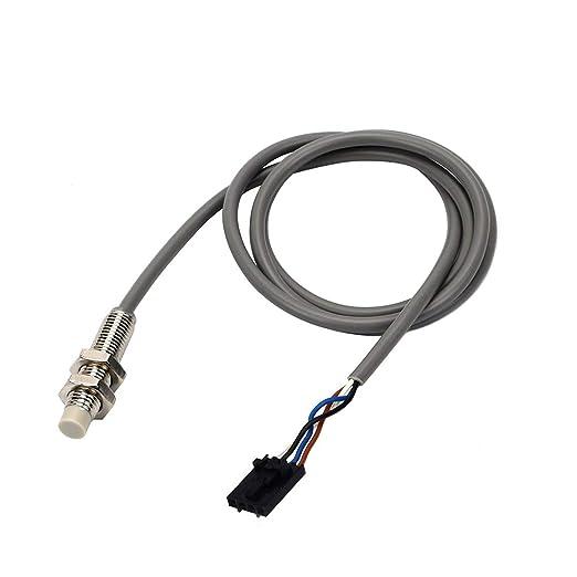 Prusa i3 MK3 piezas PINDA V2 autonivelante sensor de la sonda para ...