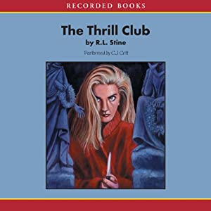 The Thrill Club Audiobook