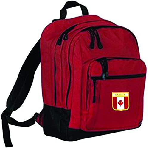 Canada Backpack Red