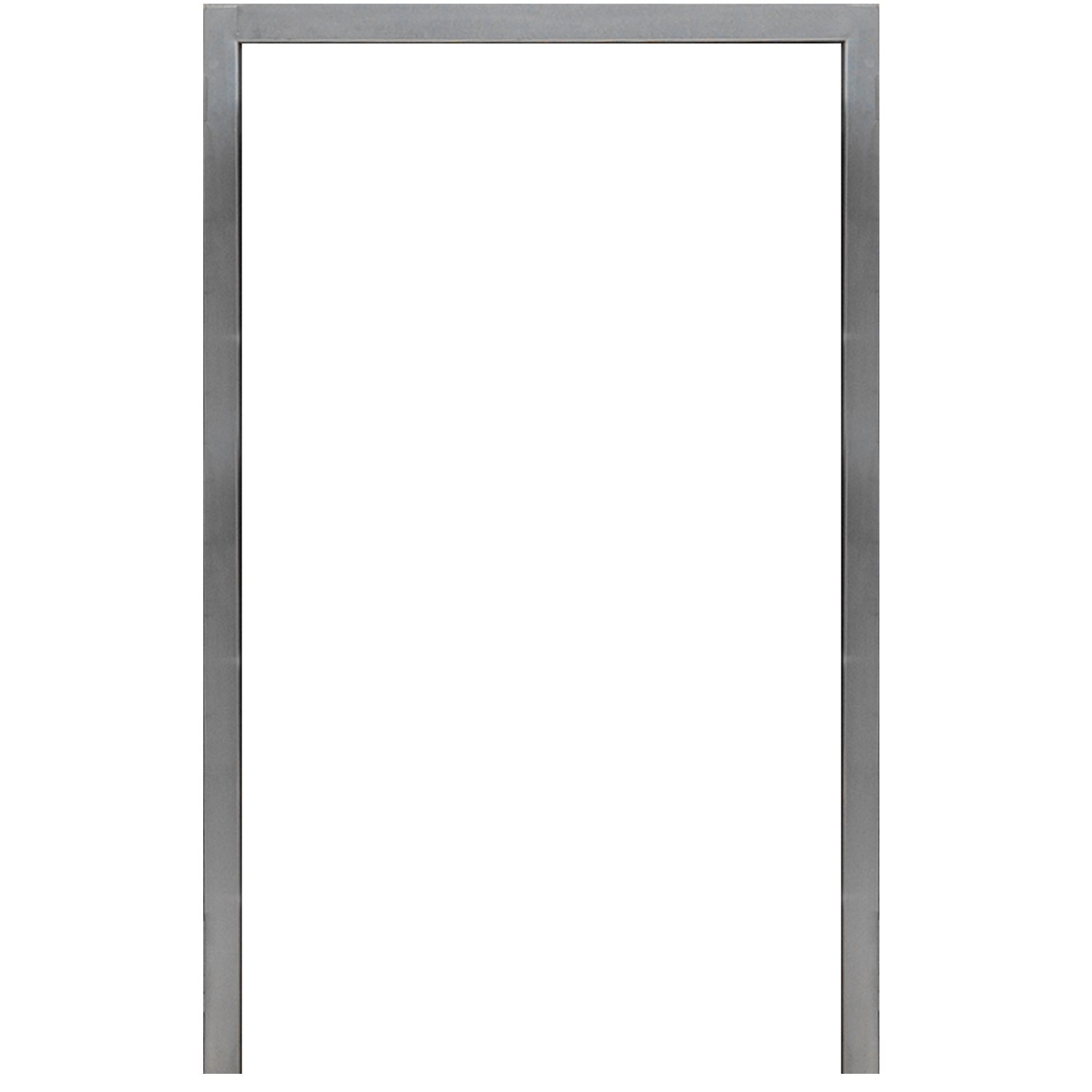 Cal Flame BBQ04101235 Outdoor Refrigerator Frame for DIY Island, 32.5'' x 25'', Stainless Steel by Cal Flame