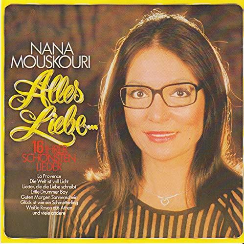 Nana Mouskouri Aiies L I E B E Amazoncom Music