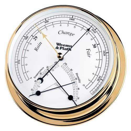 Weems & Plath Endurance Collection 145 Barometer and Comfortmeter Combination - Collection Plath Endurance