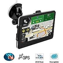 ccsky coche electrónica en el vehículo, Kits de coche, negro (Black GPS)