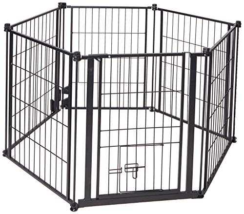 (Carlson Pet 2-in-1 Configurable Weather-Resistant Outdoor 144-Inch Super Pet Gate and Pen)