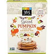 365 Everyday Value Spiced Pumpkin Pancake & Waffle Mix, 20 oz
