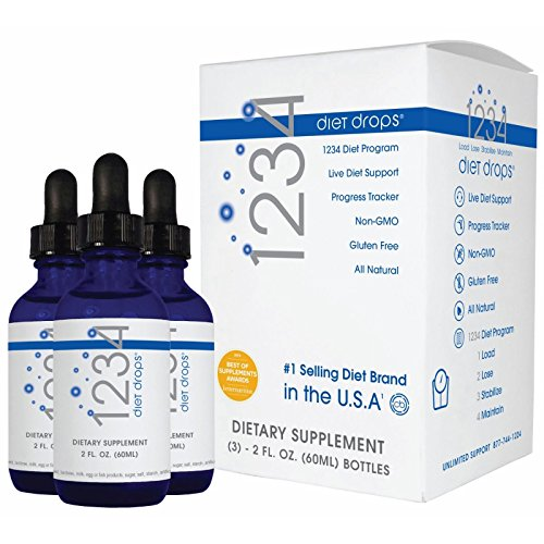 Creative Bioscience 1234 Diet Drops product image