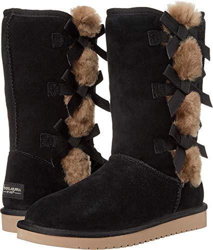 Koolaburra by UGG Women's Victoria Tall Fashion Boot, Black, 08 M US (Cheap Fashion Boots)