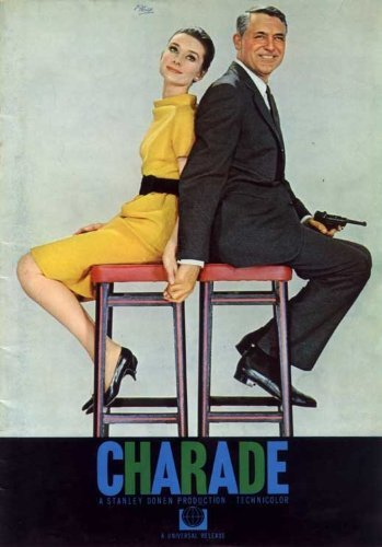 Charade POSTER Movie