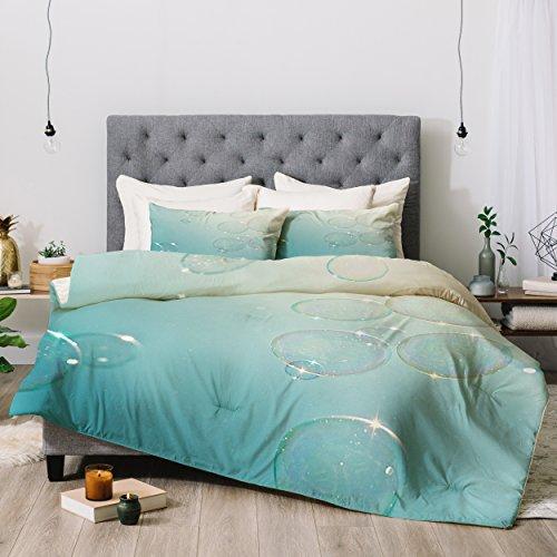 Deny Designs Bree Madden Sparkle Bright Comforter Set, Queen ()