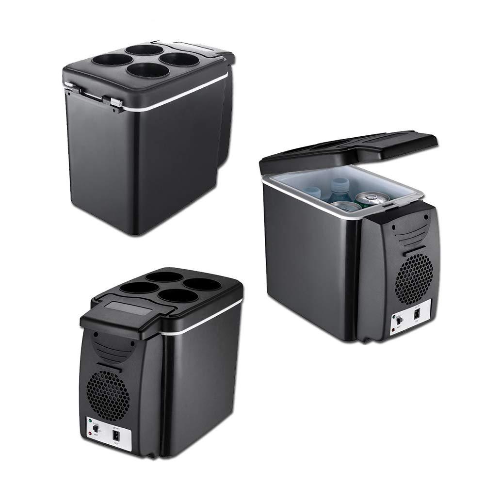 Refrigerador Y Calentador, PortáTil6l Nevera del Coche, FríO Y ...