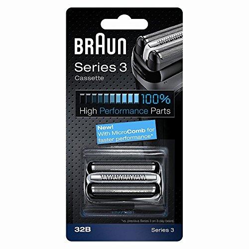 Braun 32B Scherteile Kombipack schwarz für Series 3