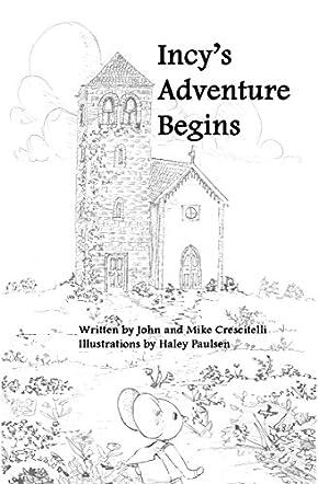 Incy's Adventure Begins