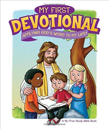 My First Devotional: Applying God's Word to My Life! (My First Study Bible) pdf epub