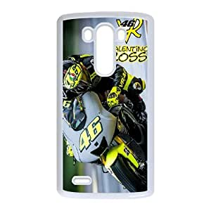 LG G3 Cases Cell Phone Case Cover Valentino Rossi 46 5R56R808189