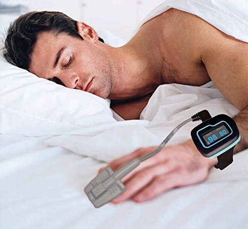 FDA Cleared Wrist Watch Pulse Oximeter...