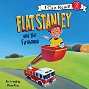 Flat Stanley and the Firehouse: I Can Read, Level 2 | Jeff Brown, Macky Pamintuan