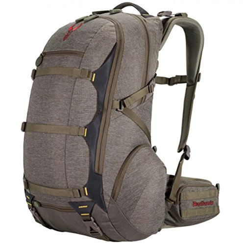 Badlands Diablo Dos Hunting Backpack - Bow and Rifle Compatible, Solid Earth