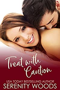 Treat With Caution by Serenity Woods ebook deal