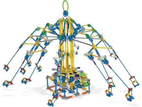 K'nex Swing Ride- 853 pcs