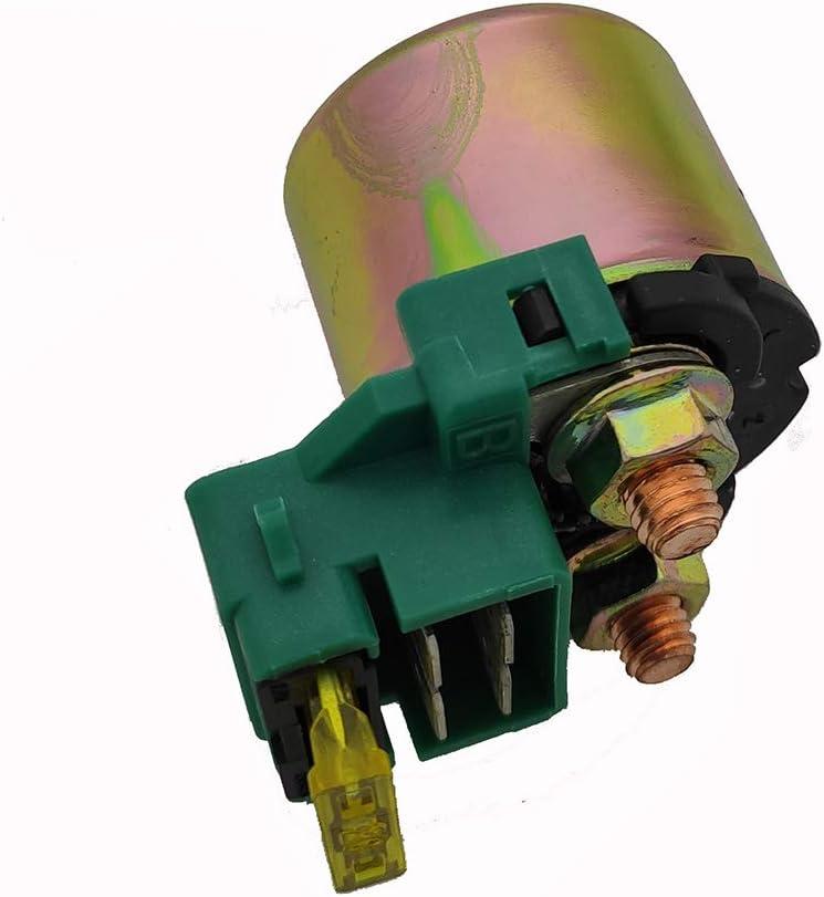 Amazon.com: Reemplazar el relé solenoide de arranque para ...