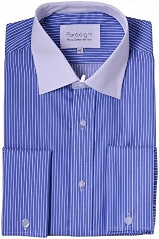 Paradigm - Camisa formal - para hombre multicolor azul ...