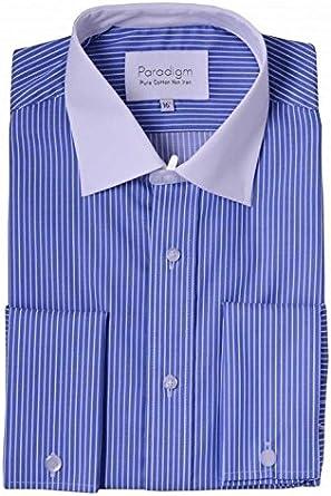 Paradigm - Camisa formal - para hombre multicolor azul (stripe ...