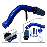 SUPERFASTRACING Cold Air Intake Kit For 03-07 Ford 6.0L F-250 F-350 6.0L Powerstroke Diesel 6.0 Blue