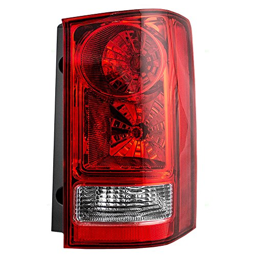 Passengers Taillight Tail Lamp Replacement for Honda Pilot SUV 33500SZAA02 - Pilot Lights Lamps