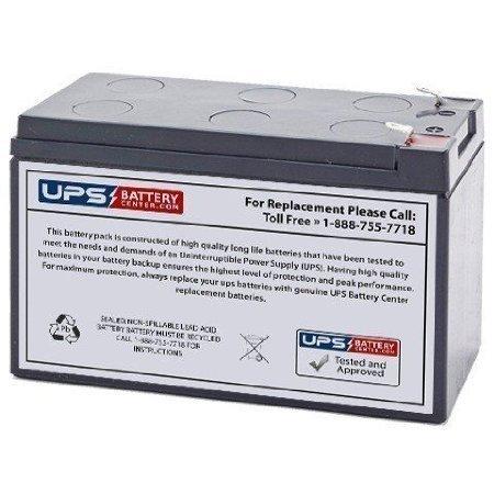 (MK ES7-12FR 12V 7Ah Sealed Lead Acid Replacement Battery)