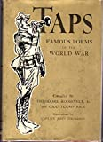 img - for Taps: Selected Poems of the Great War book / textbook / text book