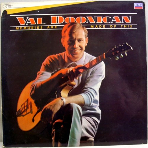 Val Doonican - Memories Are Made Of This - Val Doonican Lp - Zortam Music
