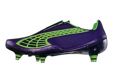 d74a96d7850 PUMA V1.10 SG Mens soccer Boots Cleats - Purple - SIZE US 7