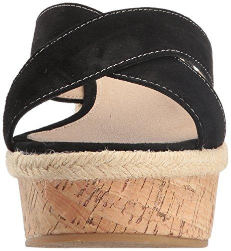 Heeled Sandal Moda Su Pelle Women's Black Hariet q8I4xX