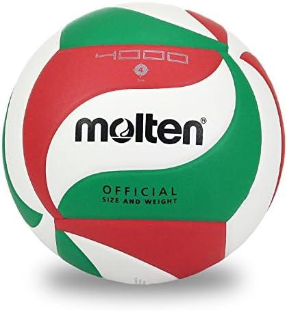 MOLTEN V4M4000 Balón de Voleibol: Amazon.es: Deportes y aire libre