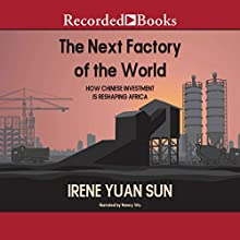 The Next Factory of the World: How Chinese Investment Is Reshaping Africa Audiobook by Irene Yuan Sun Narrated by Nancy Wu