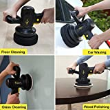 Buffer Polisher, 6-inch Electric Variable Speed Car