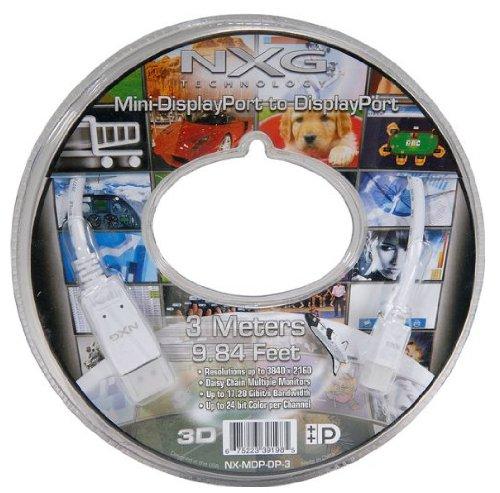 DisplayPort Audio/Video Cable - Cable Video Nxg Audio