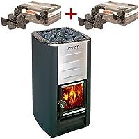 Harvia M3 de leña Sauna para calentador