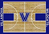 Milliken 4000018345 Villanova College Home Court Area Rug, 3'10'' x 5'4''