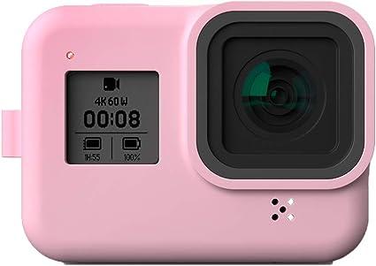Linghuang Silikon Schutzhülle Case Für Gopro Hero 8 Kamera