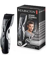 Remington Bart Trimmer Herren Set MB320C (keramikbeschichtete Klingen, 9 Längeneinstellungen, Netz-/Akkubetrieb, LED Lade-/Nachladekontrollanzeigen) Bartschneider, Langhaarschneider