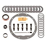 Richmond Gear 83-1021-B Half Ring And Pinion Installation Kit; Fits GM 8.5 in. Car; Incl. Cover Gasket/Crush Sleeve/Pinion Shims;