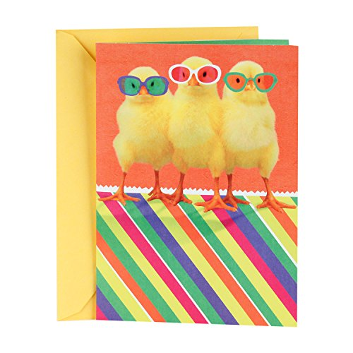 Hallmark (499ETD1145) Funny Easter Greeting Card with Song for Kids (Plays