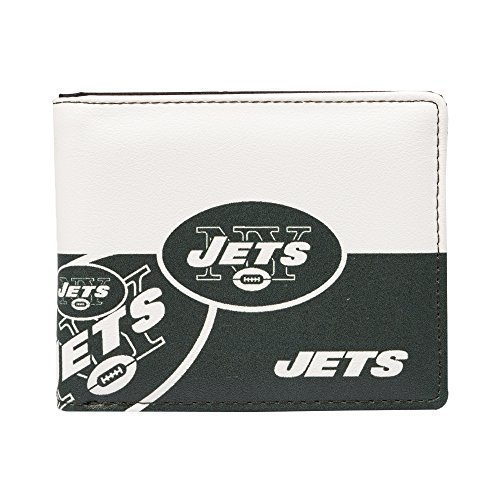 NFL New York Jets Bi-fold Wallet