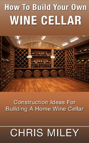 building a wine cellar - 8