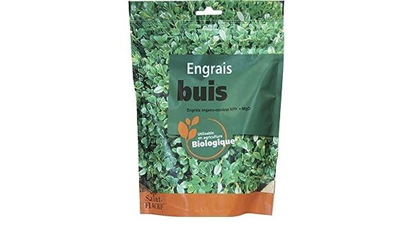 Abono para boj, 500 g, crecimiento del follaje denso para tu boj: Amazon.es: Jardín